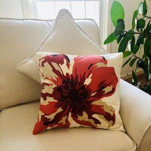 DKNY throw pillow. New